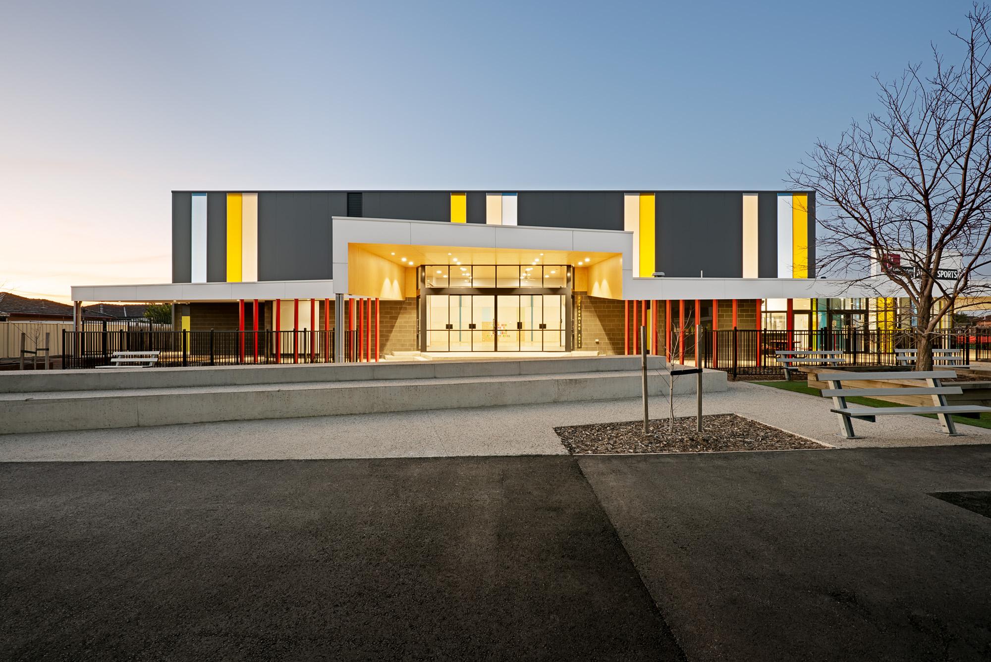 Lalor Gardens Primary School Gymnasium