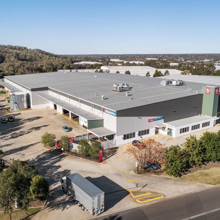 Ingleburn Business Hub – Australia Post